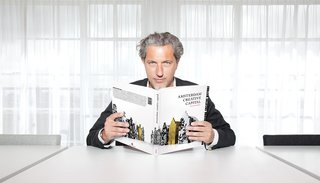 Behind the Scenes with Dwell on Design Keynote Marcel Wanders - Photo 1 of 1 -