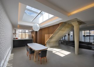 London Industrial Compound Converted Into Modern Housing - Photo 4 of 8 -