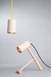 Product Spotlight: Strek Collective's W1 & W2 Lamp - Photo 2 of 2 -