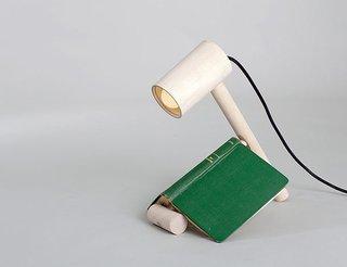 Product Spotlight: Strek Collective's W1 & W2 Lamp - Photo 1 of 2 -