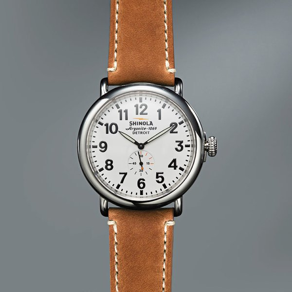 Watch mechanisms are sourced from Switzerland and assembled in the Shinola factory in Detroit. Photo by: Greg Vore  Photo 4 of 4 in Made in America: Shinola Brand Gets a Reboot