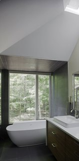Streamlined Modern Living in the North Carolina Forest - Photo 7 of 10 -