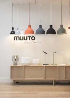 Muuto's Sophisticated Copenhagen Office is All About Transparency - Photo 4 of 7 -