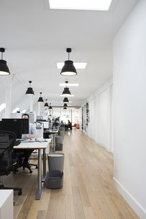Muuto's Sophisticated Copenhagen Office is All About Transparency - Photo 7 of 7 -