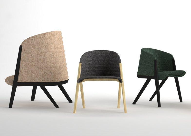 Mafalda Chairs from Moroso