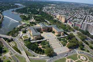 Frank Gehry Unveils Master Plan for Philadelphia Museum of Art - Photo 1 of 6 -