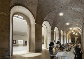 Frank Gehry Unveils Master Plan for Philadelphia Museum of Art - Photo 5 of 6 -