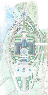 Frank Gehry Unveils Master Plan for Philadelphia Museum of Art - Photo 6 of 6 -