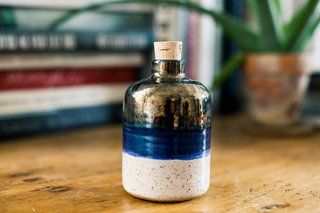Limited Edition Object + Totem Bottle Vase - Photo 2 of 2 -