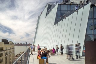 Renzo Piano's Jaw-Dropping Design for the Whitney Museum - Photo 1 of 10 -
