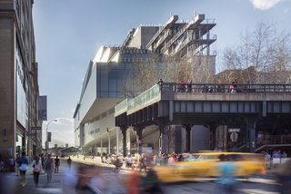 Renzo Piano's Jaw-Dropping Design for the Whitney Museum - Photo 2 of 10 -