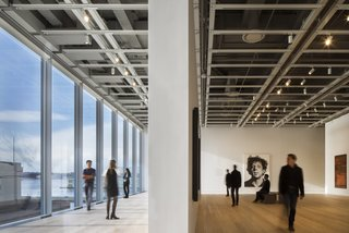 Renzo Piano's Jaw-Dropping Design for the Whitney Museum - Photo 8 of 10 -