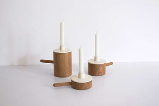 Product Spotlight: Another Ceramic Candlestick - Photo 2 of 2 -