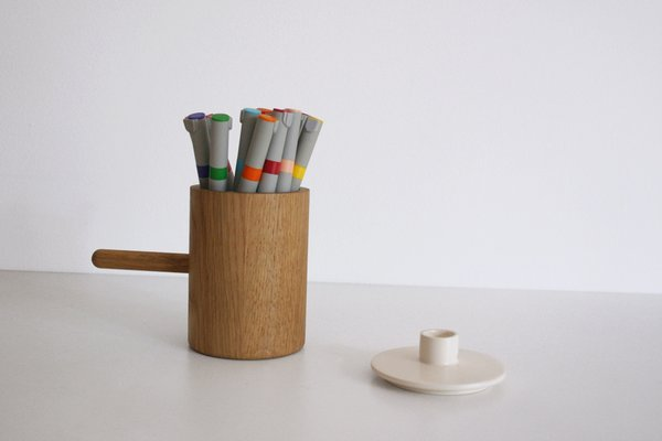 Product Spotlight: Another Ceramic Candlestick - Photo 1 of 2 -