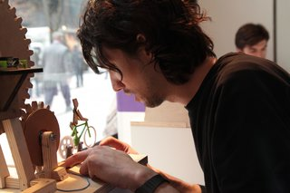 MoMA Design Store Windows: littleBits by Ayah Bdeir - Photo 1 of 8 -