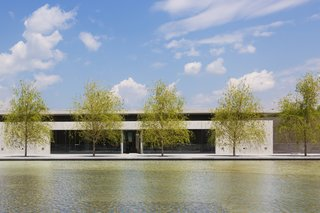 Tadao Ando's Reimagined Clark Art Institute - Photo 1 of 7 -