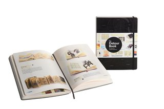 The 352-paged Detour Book, $70 is available for purchase here.