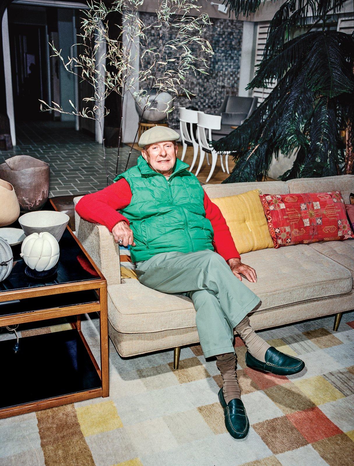 q a with textile designer jack lenor larsen dwell. Black Bedroom Furniture Sets. Home Design Ideas