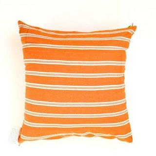 Striped pillow by Petel ($150).