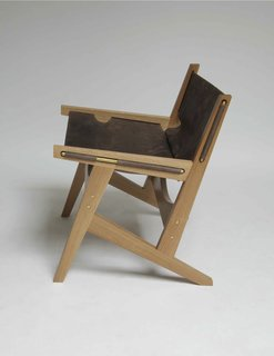Check out the sling chair that inspired the Peninsula, an original design by Jerry Johnson.