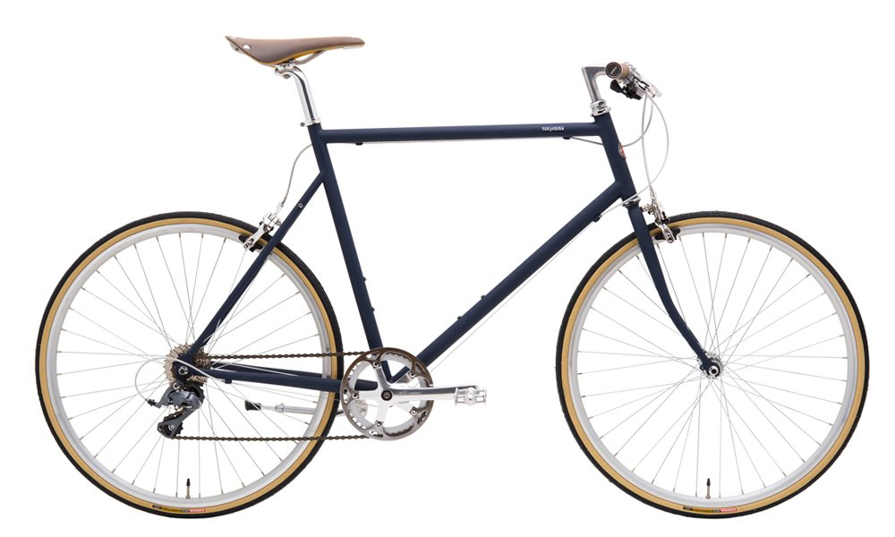 Independent bike company Tokyobike will launch a new, lightweight bike designed in collaboration with New Balance.  Photo 7 of 9 in 8 Things to See at Designjunction Edit New York