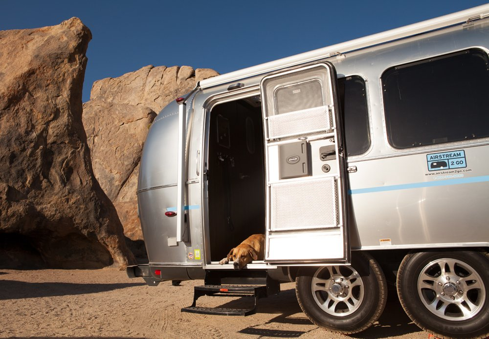 Westward, Ho! With Airstream 2 Go