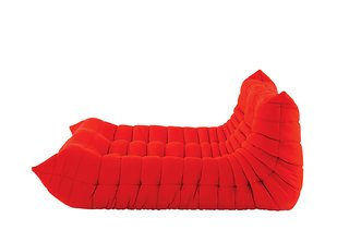 Togo Sofa by Ligne Roset Celebrates Its 40th Anniversary - Photo 1 of 2 -