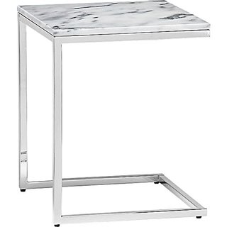 Smart Marble Top C table by CB2, $129