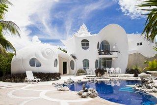 Casa Caracol, Mexico.