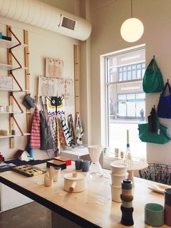 Shops We Love: Nora, Detroit - Photo 2 of 4 - At Detroit's Nora, find a curated selection of modern housewares and accessories from local and international designers including pieces by Ferm Living, Kaico, Soma, and Artek.