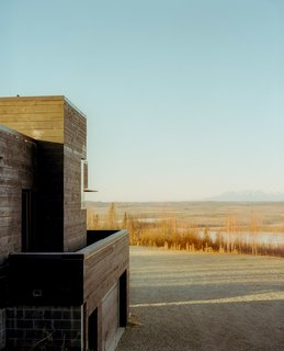 This Modern Cabin Is the Ideal HQ For a Family in Alaska - Photo 15 of 19 - One of the most astounding views from the house extends all the way to Denali, the highest point in North America at over 20,000 feet.