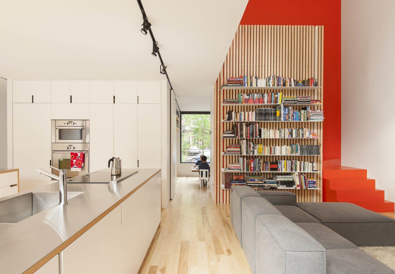 Duplex Mezzanine Plan