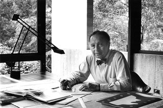 Harry Seidler: Architecture, Art, and Collaborative Design - Photo 1 of 12 - Harry Seidler at his house in Killara, Sydney. Photo © David Moore