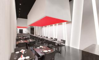 Restaurant Nominee; Yojisan Sushi (Beverly Hills, CA) designed by Dan Brunn Architecture.