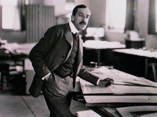 Art Nouveau Architect Henry van de Velde - Photo 1 of 4 -