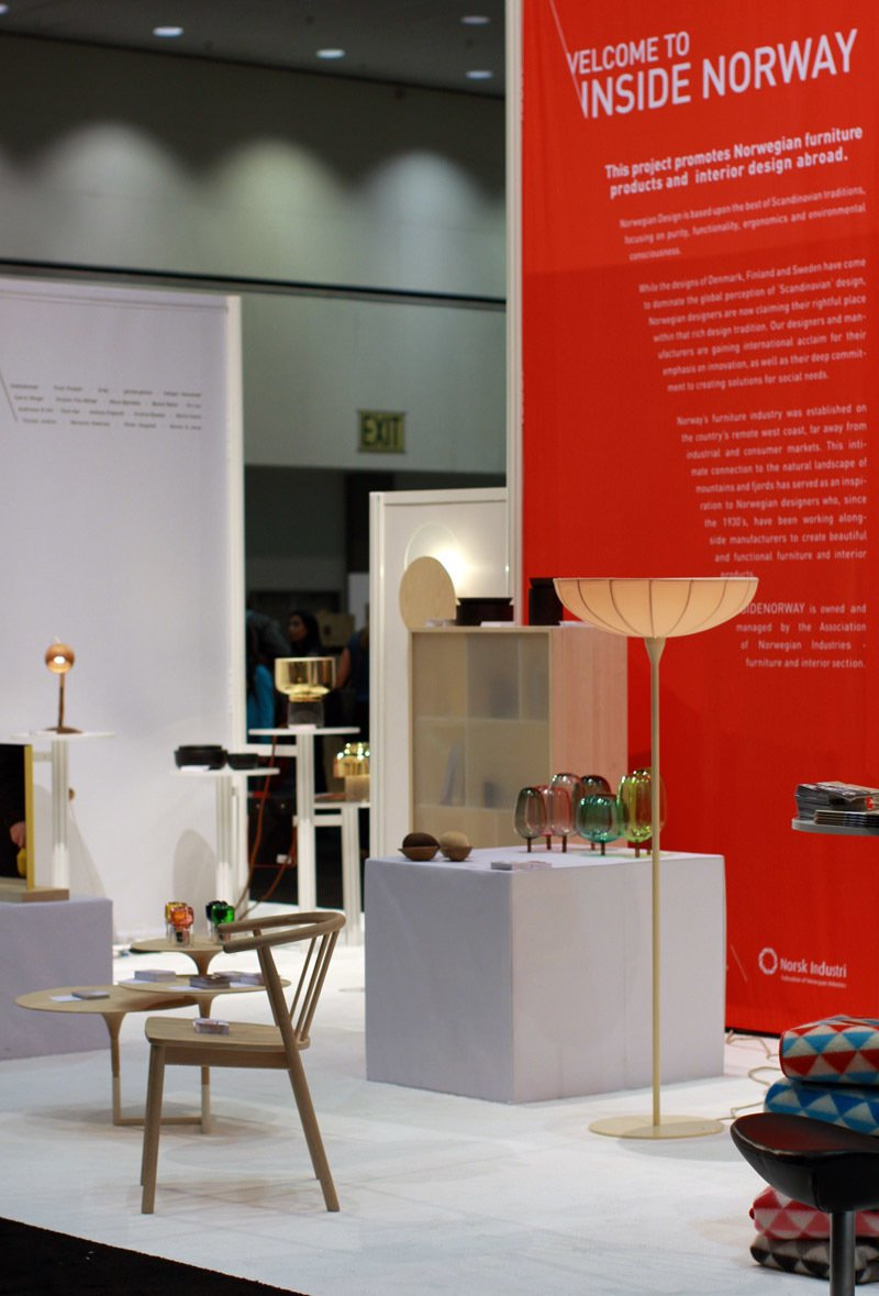 Norway Represents at 2013 Dwell on Design