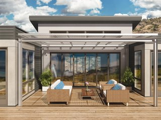 Blu Homes To Unveil First Prefab Home Model in Los Angeles - Photo 2 of 3 -