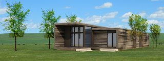 Green Prefab Homes for a Native American Reservation - Photo 3 of 5 -