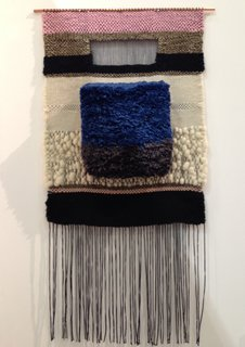 Dwell on Design 2013: Brook&Lyn Woven Textile Art - Photo 4 of 6 -