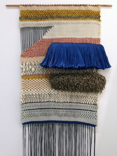 Dwell on Design 2013: Brook&Lyn Woven Textile Art - Photo 5 of 6 -