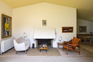 The Highly Personal House of Danish Design Great Finn Juhl - Photo 3 of 7 -