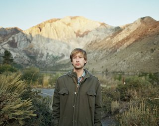 A stunning portrait from Ye Rin's personal series Convict Lake.