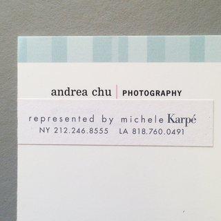 Promo Daily: Andrea Chu - Photo 1 of 2 -