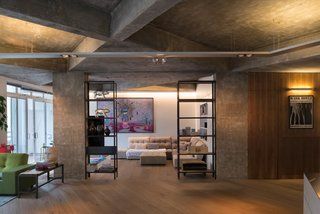 Renovation Opens Up a London Apartment - Photo 4 of 8 -
