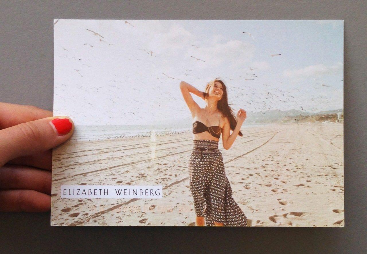Promo Daily: Elizabeth Weinberg