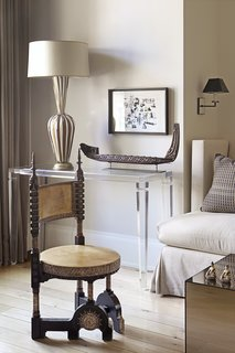 An Interior Designer's Artful and Art-Filled NYC Town House - Photo 1 of 6 -