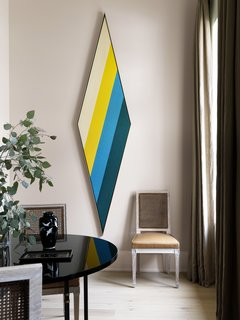 An Interior Designer's Artful and Art-Filled NYC Town House - Photo 3 of 6 -