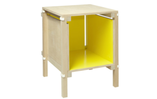 Inside Out Night Stand by Droog - Photo 1 of 2 -