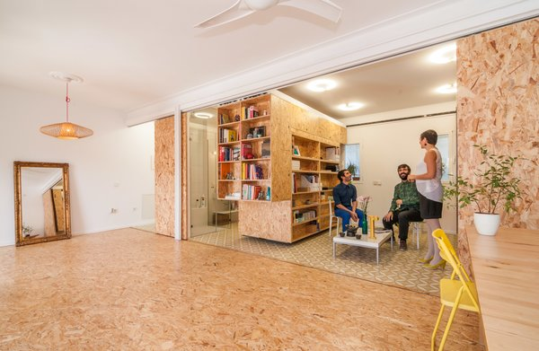 Sliding Shelves Transform This Tiny Home Into Countless Configurations - Photo 4 of 7 -