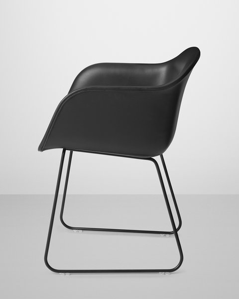 Break Out of a Shell Chair Rut with Muuto's Wood Eco-Fiber Version - Photo 5 of 7 -